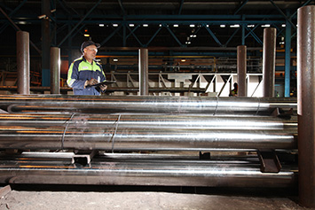 heat treatment steel
